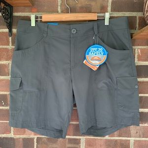 NWT Columbia cargo shorts